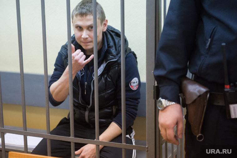 Суд над полицейскими ОВД Заречный в Ленинском районном суде. Екатеринбург, махаев александр