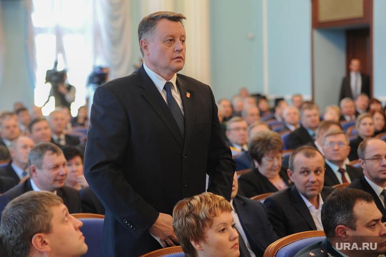 Заседание правительства. Челябинск, устинов  валерий