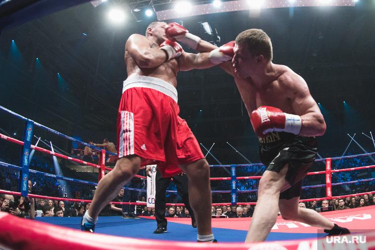 Бокс в Екатеринбург-ЭКСПО.  Поветкин vs Дюопа, бокс