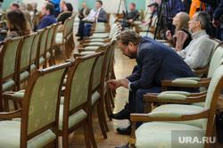 Пресс-конференция губернатора Свердловской области Евгения Куйвашева, посвященная итогам 2016 года. Екатеринбург, дубичев вадим