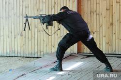 ОМОН стрельбище Оружие Челябинск, омон, пулемет, стрелок, пкм