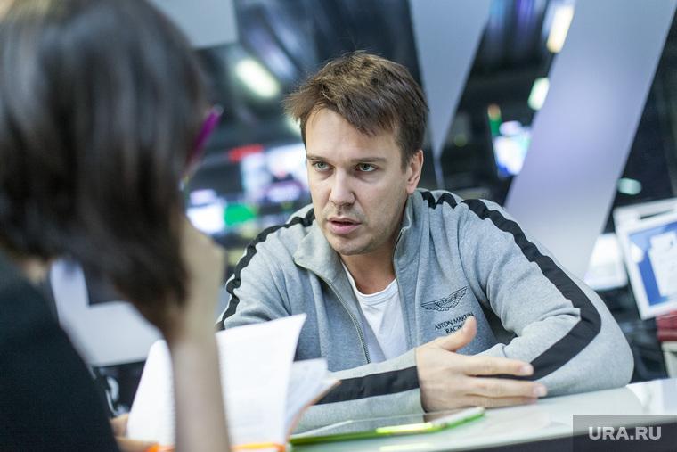 Интервью с Михаилом Зыгарем, главным редактором телеканала «Дождь». Москва., зыгарь михаил