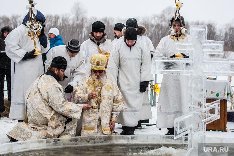 Крещенские купания. Тюмень, иордань, обряд, купель, православие
