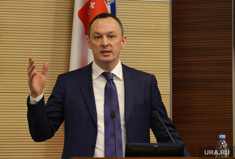 Послание губернатора и пленарка заксобрания, бурнашов