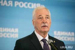 XVI съезд Единой России, второй день. Москва, грызлов борис