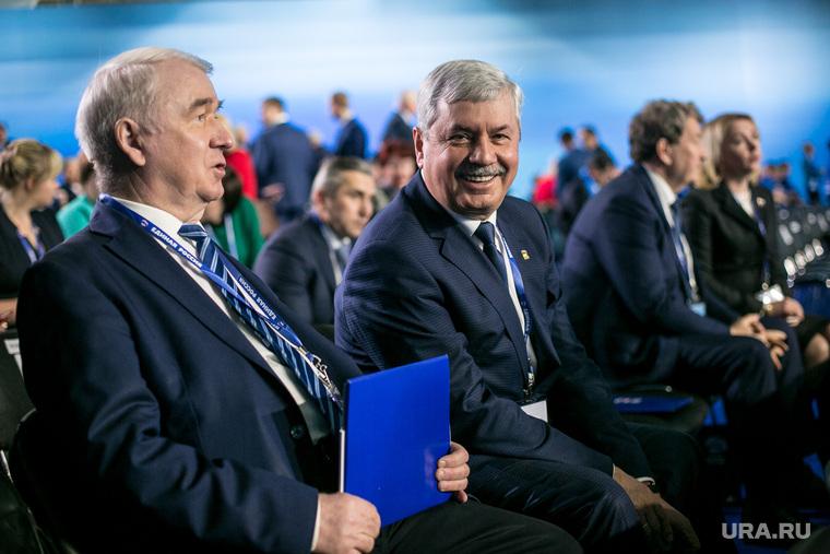 XVI съезд Единой России, второй день. Москва, мякуш владимир