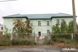 Поселок ЭнергетикиКурган, детский сад, аварийное здание