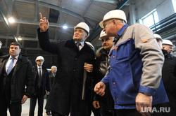 Рабочая поездка губернатора Дубровского в Ашу. Челябинск, дубровский борис
