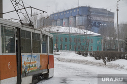 В погоне за Дедовым... Краснотурьинск, краснотурьинск, трамвай, баз
