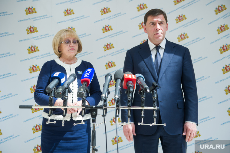 Отчет Евгения Куйвашева перед заксобранием СО. Екатеринбург, бабушкина людмила, куйвашев евгений