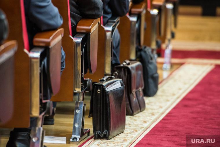 Заседание в Гранатовой бухте. Екатеринбург, чиновники, портфели