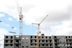 Объекты Курган, строительство дома