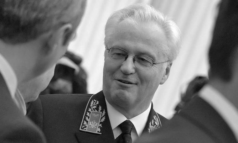 Умер постпред РФ при ООН Виталий Чуркин , Виталий Чуркин