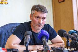 Пресс-конференция Евгения Ройзмана по поводу убийства. Екатеринбург