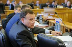 Заседание городской думы Екатеринбурга, крицкий владимир