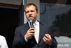 Открытие Белой башни после первого этапа консервации. Екатеринбург, трапезников вячеслав