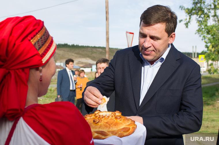 Евгений Куйвашев в Красноуфимском городском округе, куйвашев евгений