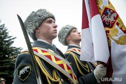 Однодневные сборы парламентариев и прессы в 21 бригаде Росгвардии. Москва, почетный караул, росгвардия