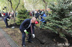 Открытие памятника труженикам тыла с участием губернатора. Челябинск., тефтелев евгений