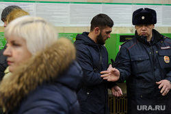 В екатеринбургском метрополитене усилены меры безопасности. Екатеринбург, проверка документов, полиция россии
