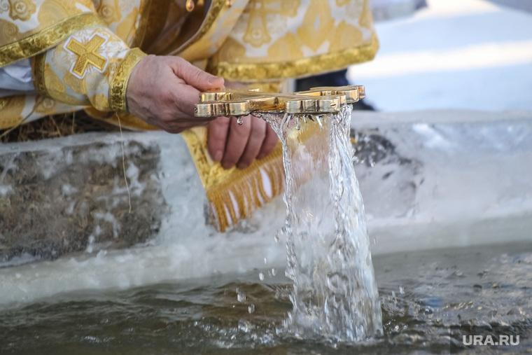 Крещение - 2017. Тюмень, крещение