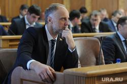 Публичные слушания по бюджету и сессия ЗСО. Челябинск, голиков олег
