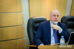 Депутатские слушания по отчету Главы города. Сургут, Шувалов Вадим