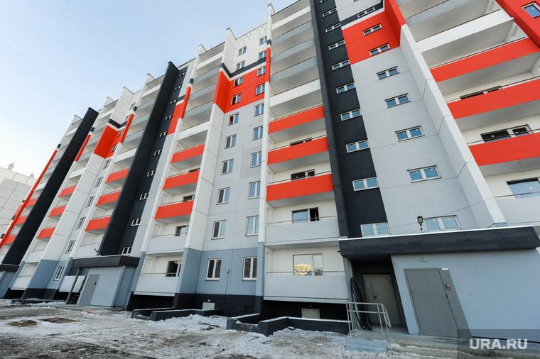Новостройки Речелстрой и Гринфлайт. Челябинск, дом, жилье, новостройка, речелстрой