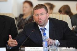 III заседание рабочей группы общественной палаты по строительству Томинского ГОК. Челябинск, медведев олег