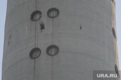 Виды Екатеринбурга, недостроенная телевышка, недостроенная башня