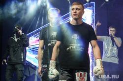 Вечеро профессионального бокса в ДИВСе. Екатеринбург, урванов марк