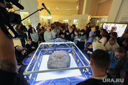 День метеорита в Государственном историческом музее Южного Урала. Челябинск, челябинский метеорит