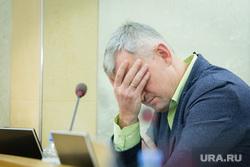 Депутатские слушания по отчету Главы города. Сургут, пахотин дмитрий