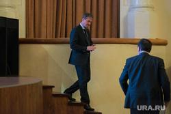 Встреча генерального директора УГМК-холдинг Александра Козицина с общественностью. Свердловская область, Верхняя Пышма