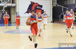 Традиционный матч звезд баскетбола. Челябинск, чиглинцев кирилл