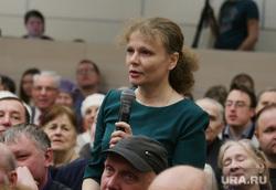 Григорий Явлинский на встрече с избирателями. Пермь