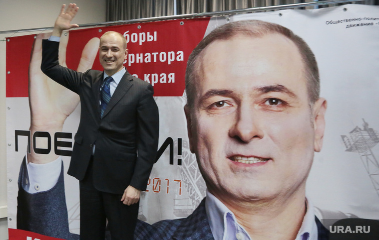 Пресс-конференция Константина Окунева. Предвыборная первая. Пермь, окунев константин