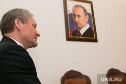 Интервью с Алексеем Кокориным. Курган, портрет путина, кокорин алексей