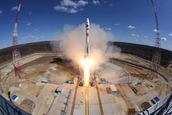 Роскосмос, космос, космодром, запуск ракеты