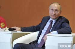 Приезд Путина в Нижний Тагил. Необр
