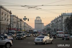 Улицы Екатеринбурга с именами деятелей советского периода, екатеринбург, улица якова свердлова