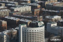 Екатеринбург готовится к ЧМ-2018, екатеринбург, вид города, вид сверху