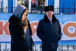 Лыжня России 2018. Сургут, барсов евгений