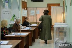 Выборы губернатора Свердловской области. Екатеринбург, электорат, выборы2017, явка избирателей, избирательный участок1474