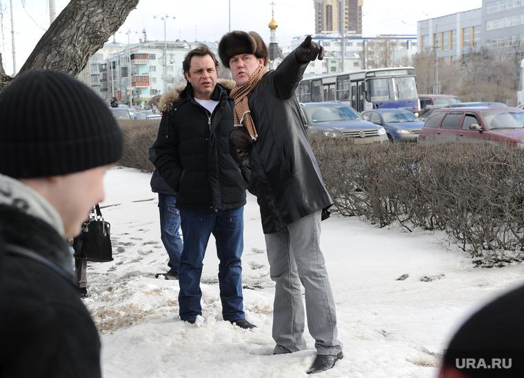 ВИПы. Путин. Екатеринбург. , заводовский игорь, погребинский константин, указывает