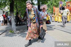 Крестный ход Архив Челябинск, крестный ход, старуха, бабка