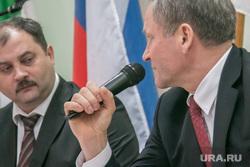 Встреча губернатора Кокорина с ветеранами города. Курган, руденко сергей, кокорин алексей