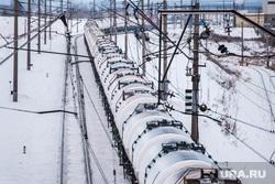 Таганский ряд. Екатеринбург, железная дорога, цистерны, перевозка грузов