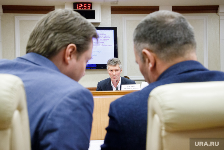 Заседание комитета по региональной политике заксобрания СО по вопросу отмены прямых выборов мэра. Екатеринбург, сплетни, слухи, ройзман евгений, разговоры, пересуды