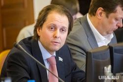 Комитет по бюджету областной Думы. Тюмень, сысоев владимир